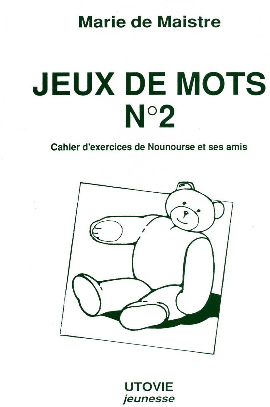 JEUX DE MOTS N2