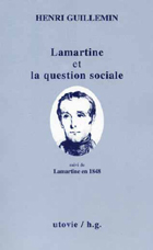 LAMARTINE ET LA QUESTION SOCIALE