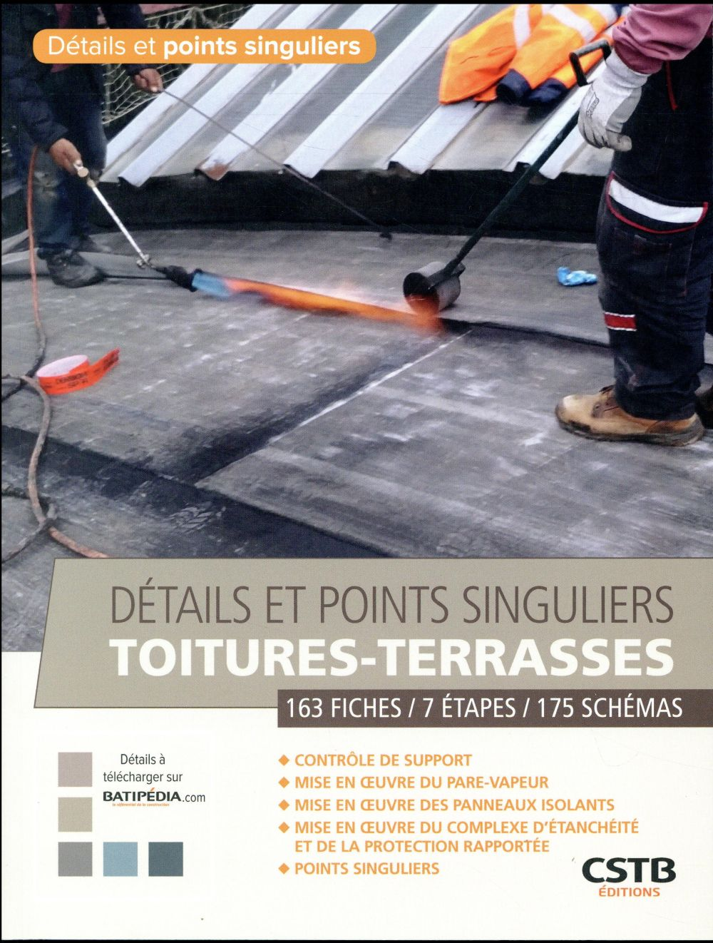 DETAILS ET POINTS SINGULIERS TOITURES TERRASSES