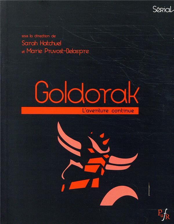 GOLDORAK - L AVENTURE CONTINUE