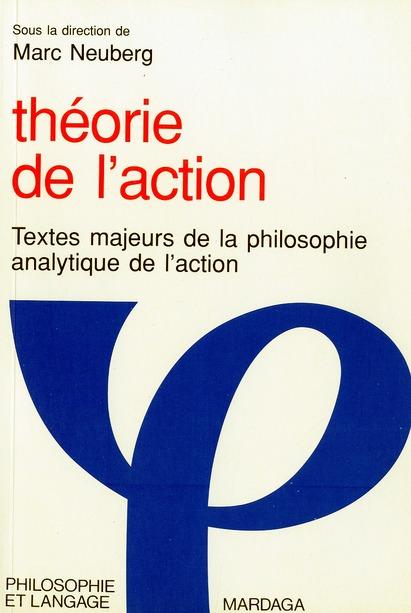 THEORIE DE L'ACTION