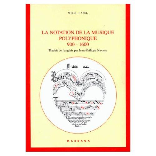 NOTATION DE LA MUSIQUE POLYPHONIQUE 900 - 1600