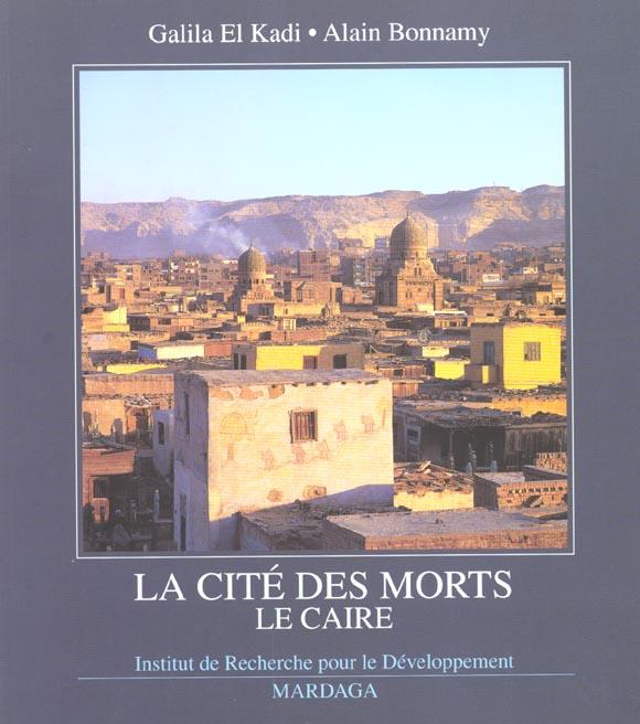 CITE DES MORTS DU CAIRE