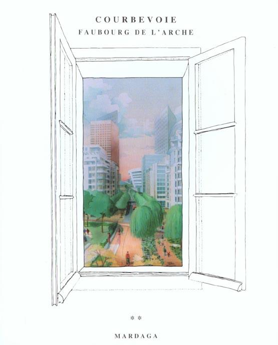 COURBEVOIE - LE FAUBOURG DE L'ARCHE T2