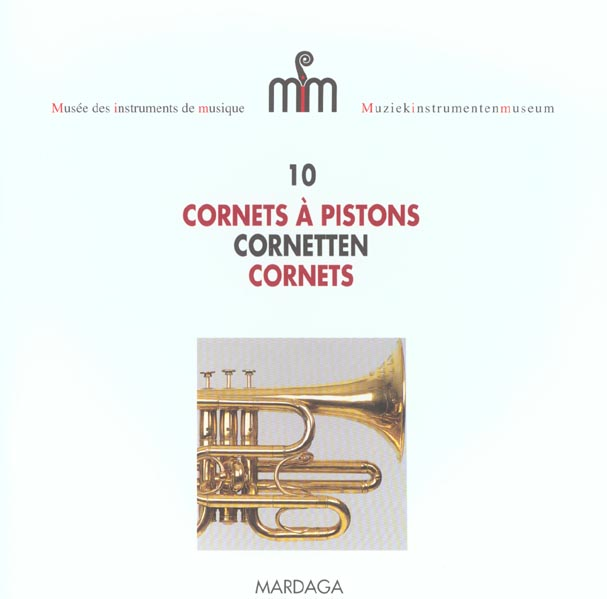 CORNETS A PISTONS N10 - TRILINGUE FR-NEERL-ANGL