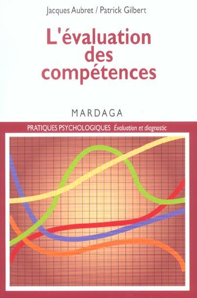 L'évaluation des compétences, Pour établir un diagnostic à caractère professionnel