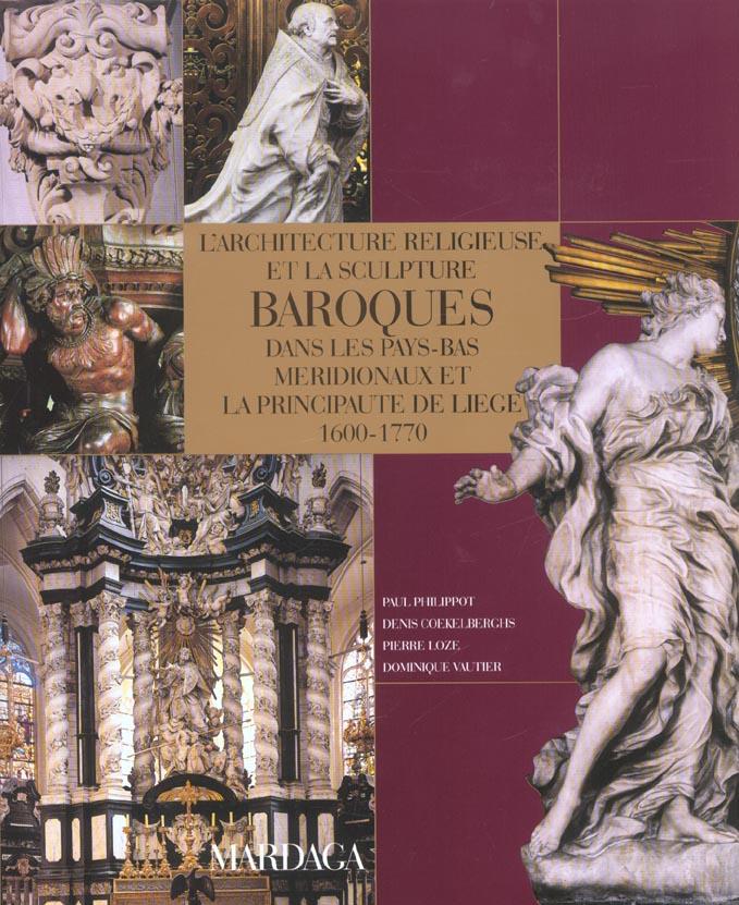 ARCHITECTURE ET LA SCULPTURE RELIGIEUSE BAROQUE...