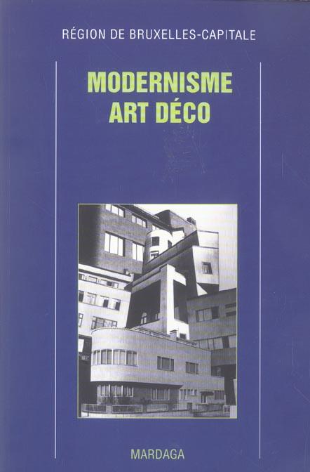 MODERNISME ART DECO (FRANCAIS)