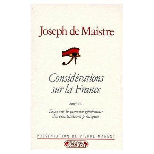 CONSIDERATIONS SUR LA FRANCE 20596
