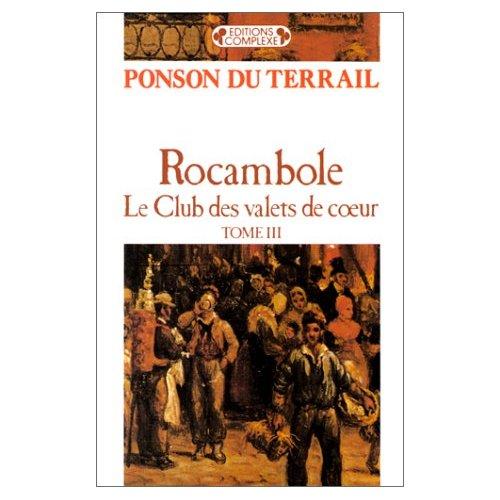 ROCAMBOLE  TOME 3