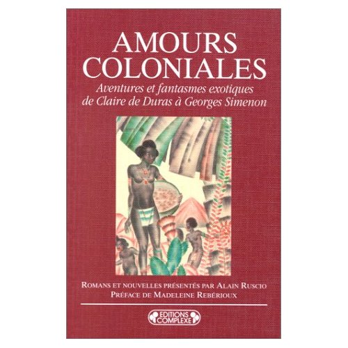 AMOURS COLONIALES