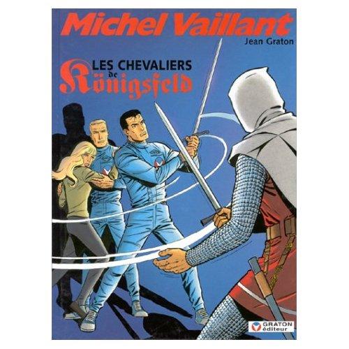 MICHEL VAILLANT - T12 - CHEVALIERS DE KONIGSFELD (LES)