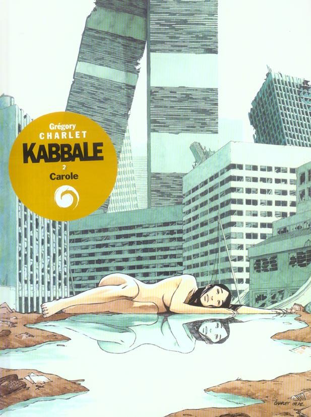KABBALE - T2 - CAROLE