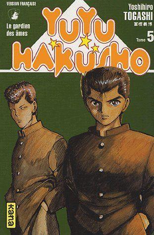 YUYU HAKUSHO T5