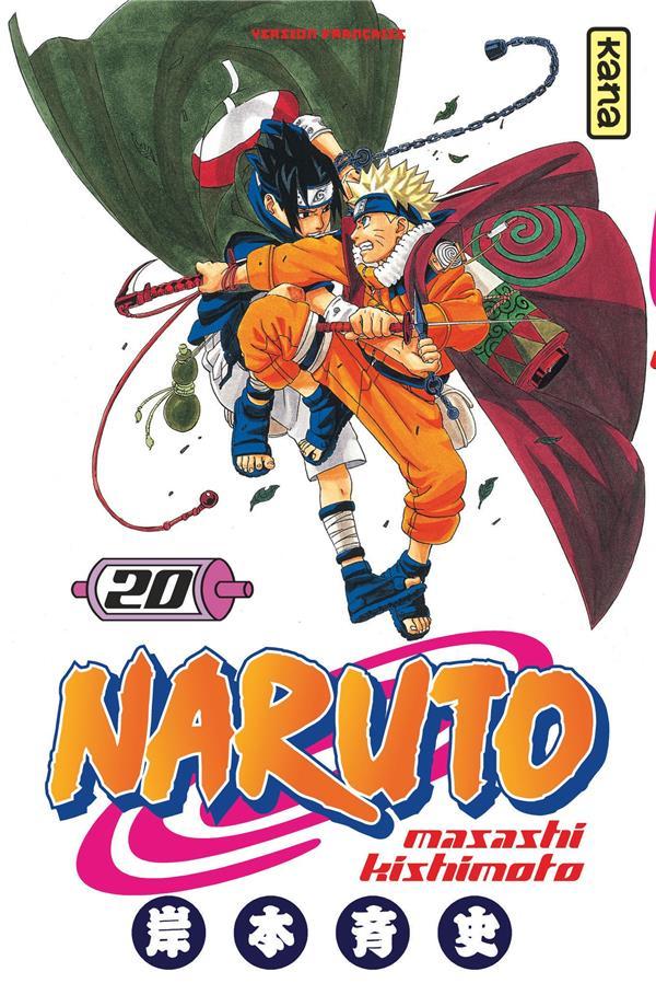 NARUTO T20