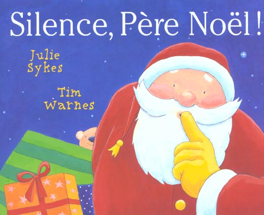 SILENCE PERE NOEL !