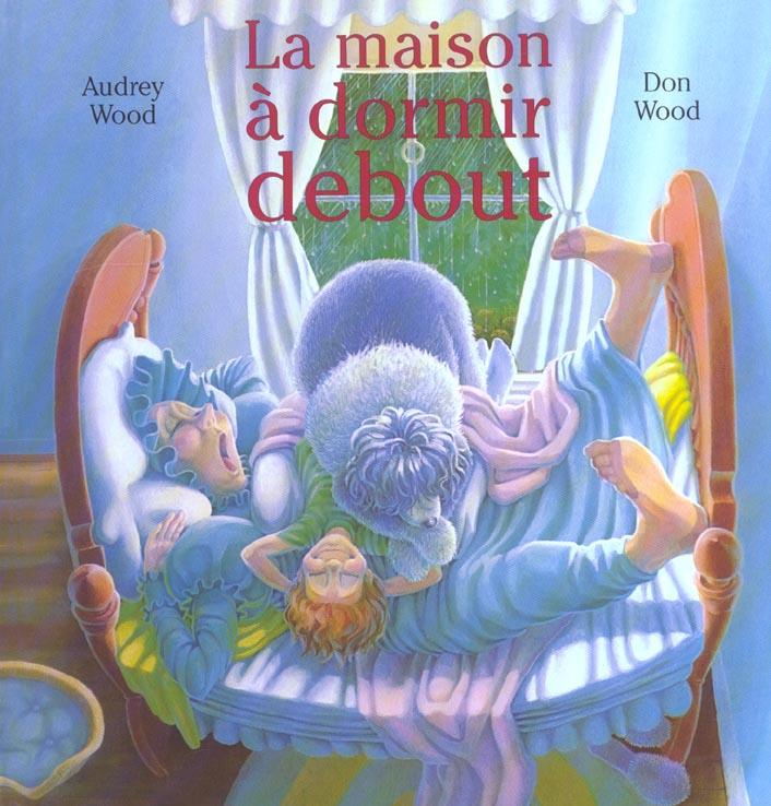 MAISON A DORMIR DEBOUT NED