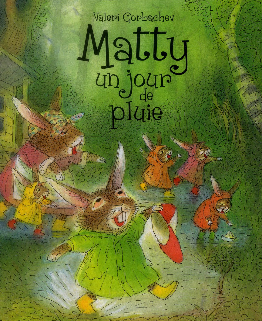MATTY UN JOUR DE PLUIE