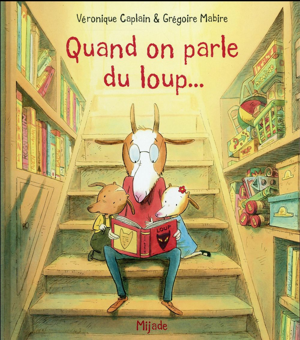 QUAND ON PARLE DU LOUP