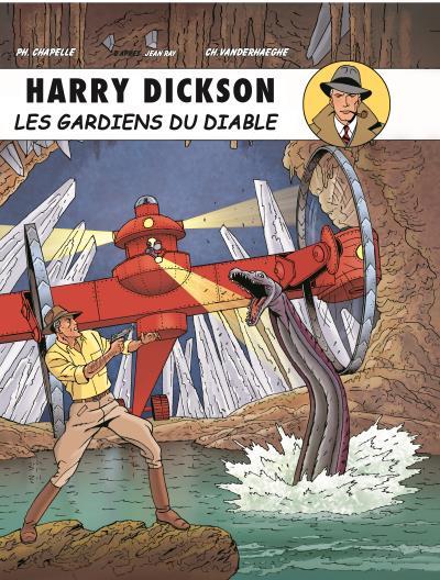 HARRY DICKSON - HARRY DICKON T10 GARDIENS DU DIABLE