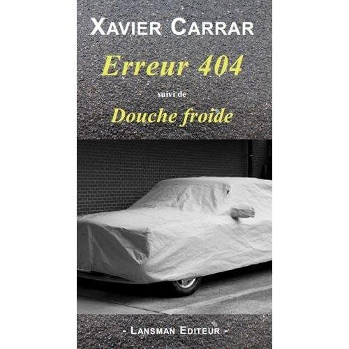 ERREUR 404 - DOUCHE FROIDE