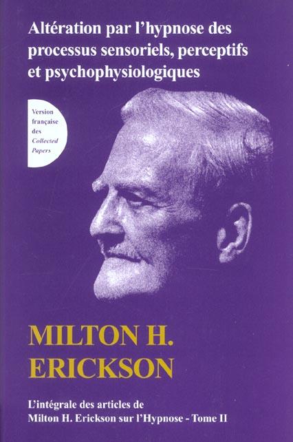 INTEG ARTICLES DE MILTON  ERICKSON SUR
