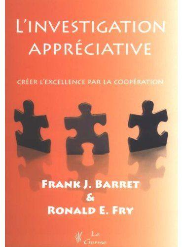 L INVESTIGATION APPRECIATIVE