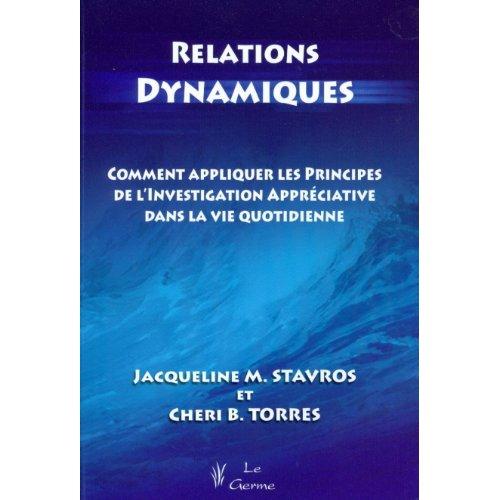 RELATIONS DYNAMIQUES