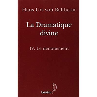 LA DRAMATIQUE DIVINE - TOME 4 LE DENOUEMENT - VOL04