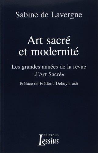 ART SACRE ET MODERNITE