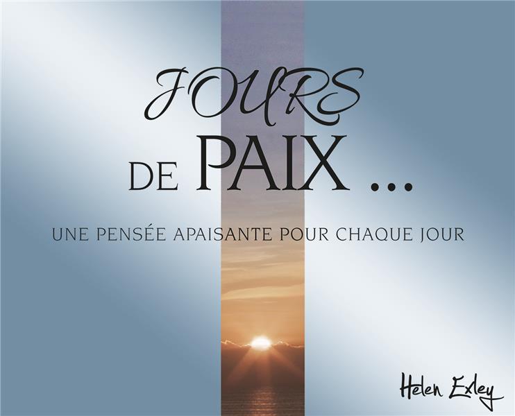 365 JOURS DE PAIX - GD FORMAT