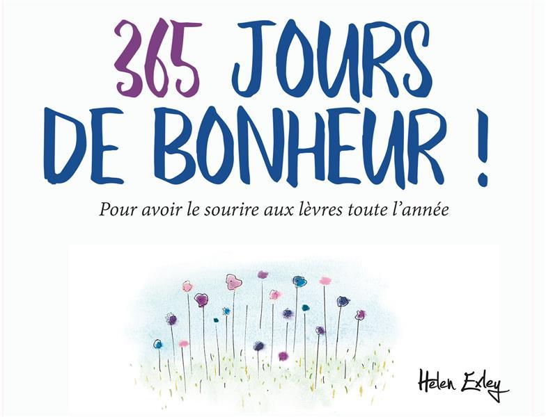 365 JOURS DE BONHEUR - GD FORMAT