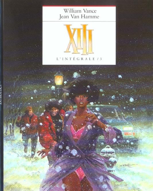 XIII INTEGRALE /3 - TREIZE (INTEGRALE - T3