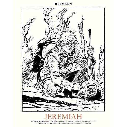 JEREMIAH - INTEGRALE N/B - TOME 1 - JEREMIAH - INTEGRALE (N/B) - 50/60
