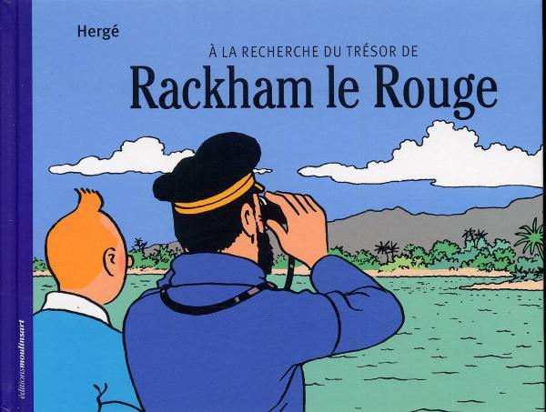 A LA RECHERCHE DU TRESOR DE RACKHAM LE ROUGE