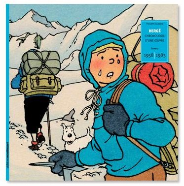 HERGE :CHRONOLOGIE D'UNE OEUVRE T7 1958-1983