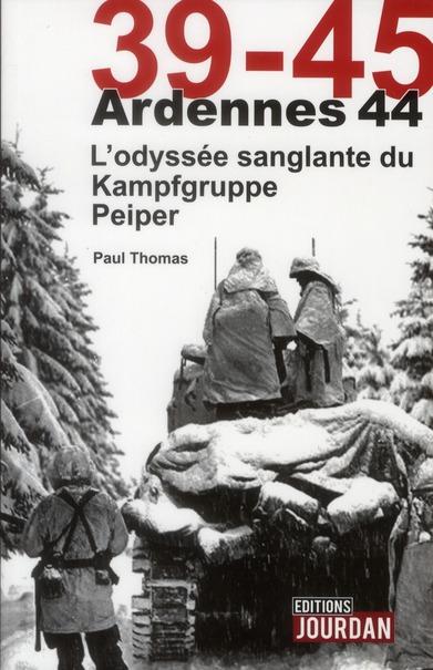 L'ODYSSEE SANGLANTE DU KAMPFGRUPPE PEIPE