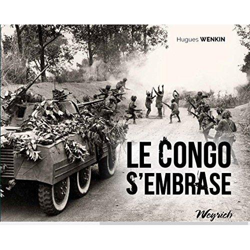 LE CONGO S'EMBRASE