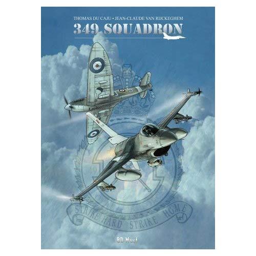 349 SQUADRON ALBUM COLLECTOR