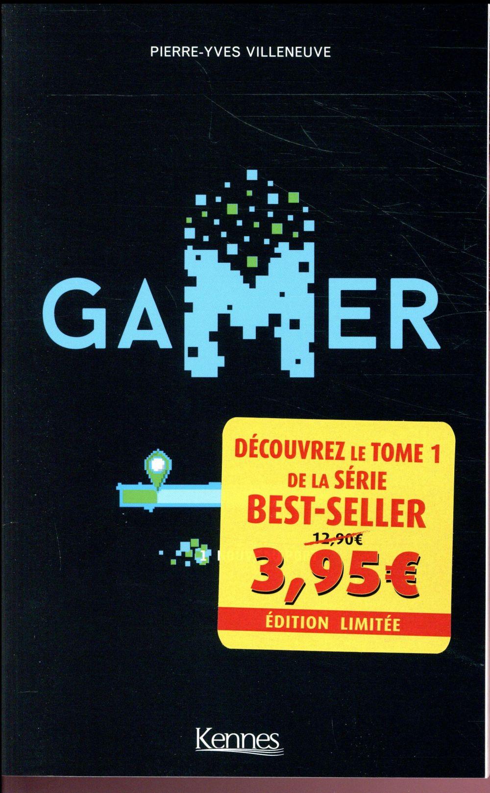 GAMER T01 - OFFRE DECOUVERTE - NOUVEAU PORT