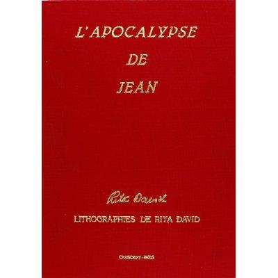 L'APOCALYPSE DE JEAN (EDITION DE LUXE)