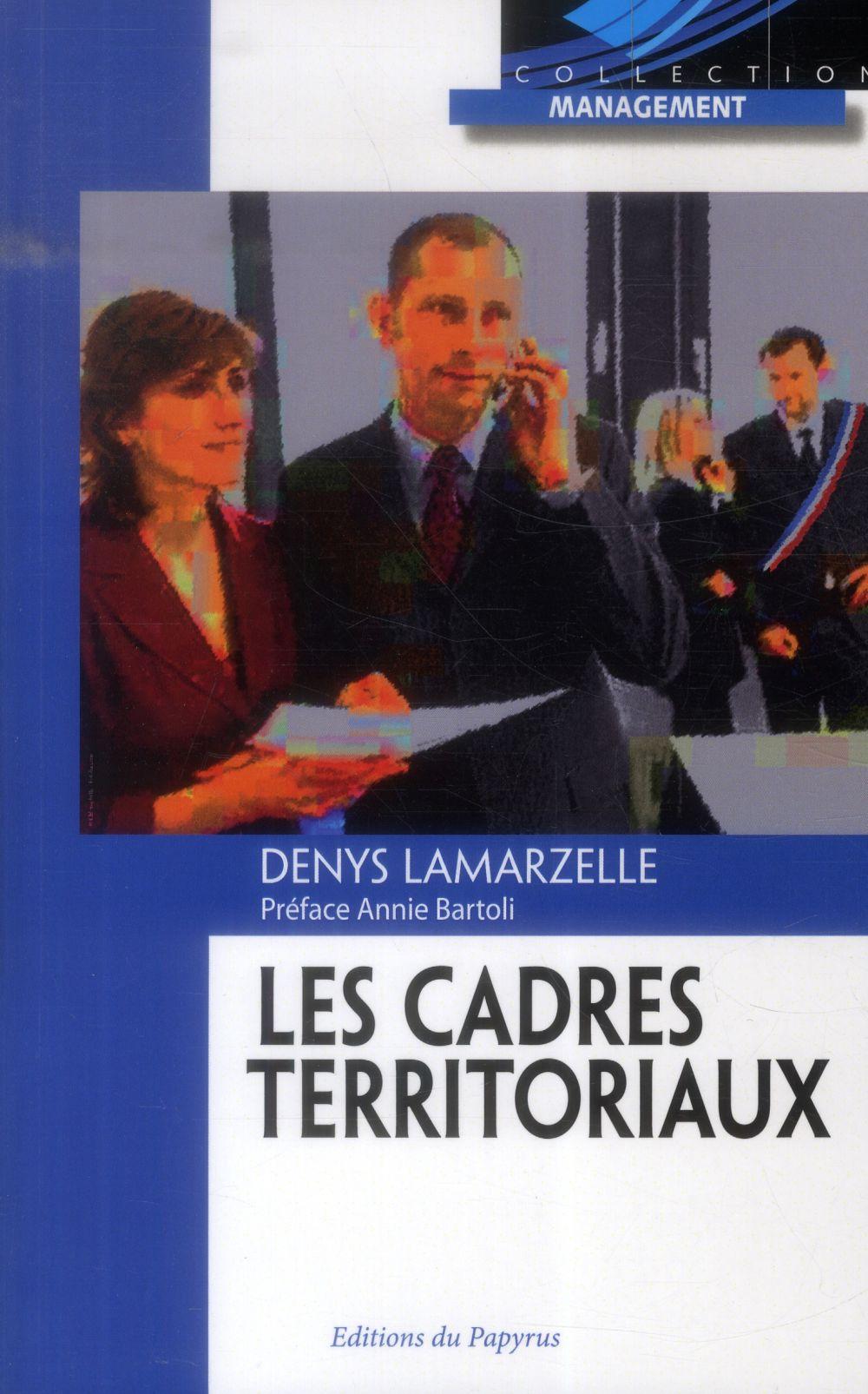 CADRES TERRITORIAUX