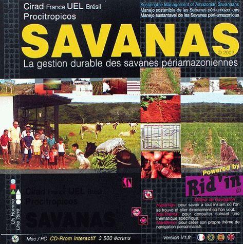 SAVANAS - LA GESTION DURABLE DES SAVANES PERIAMAZONIENNES