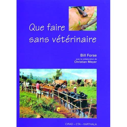 QUE FAIRE SANS VETERINAIRE
