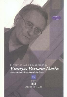 FRANCOIS-BERNARD MACHE +DVD