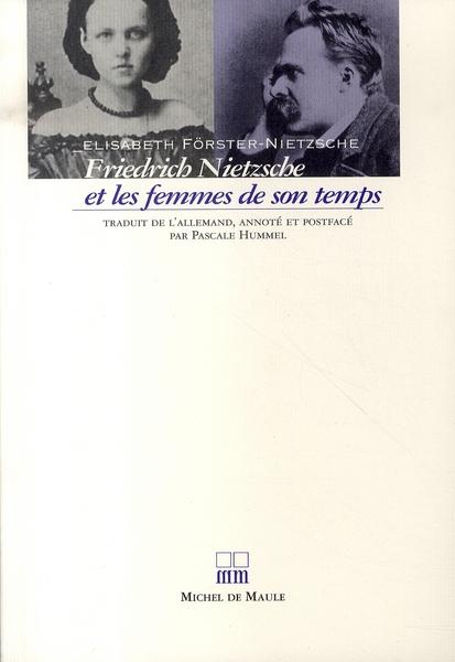 NIETZSCHE ET LES FEMMES DE SON TEMPS