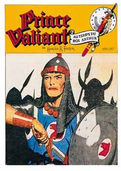 PRINCE VALIANT - TOME 10