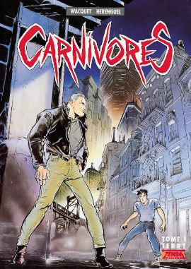 CARNIVORES - TOME 01 - TERRY