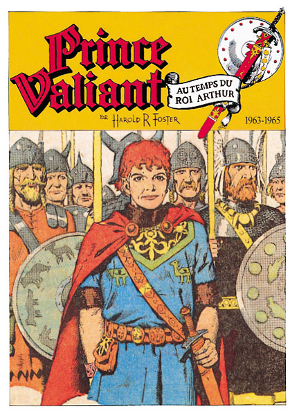 PRINCE VALIANT - TOME 14