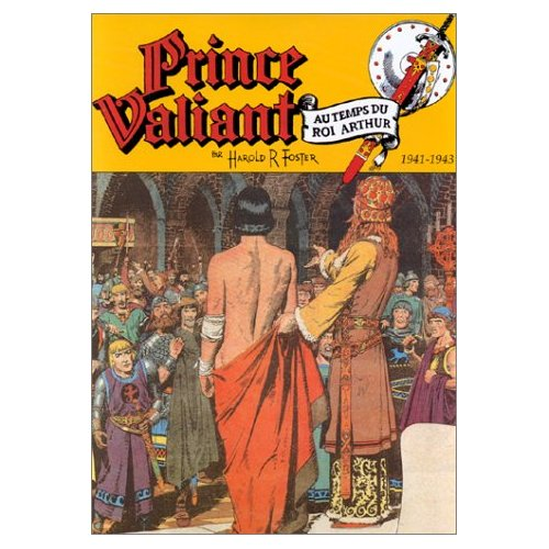 PRINCE VALIANT - TOME 03